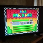 Super Mario war on Pi